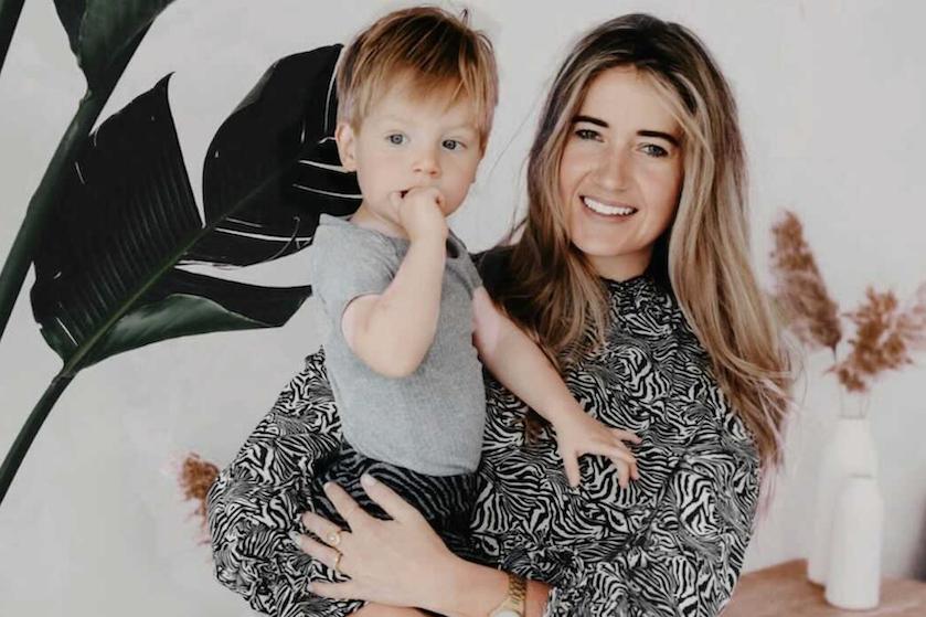 Tessa: 'De peutertijd is echt 100x zwaarder dan het eerste babyjaar'