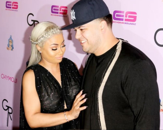 Zijn Rob Kardashian en Blac Chyna alweer terug samen?