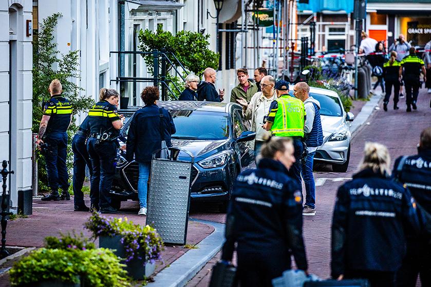 Twee verdachten vast voor neerschieten Peter R. de Vries