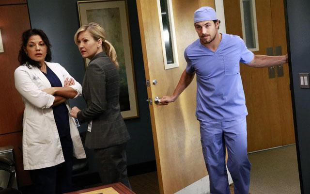 Het belooft een spannende finale van Grey's Anatomy te worden