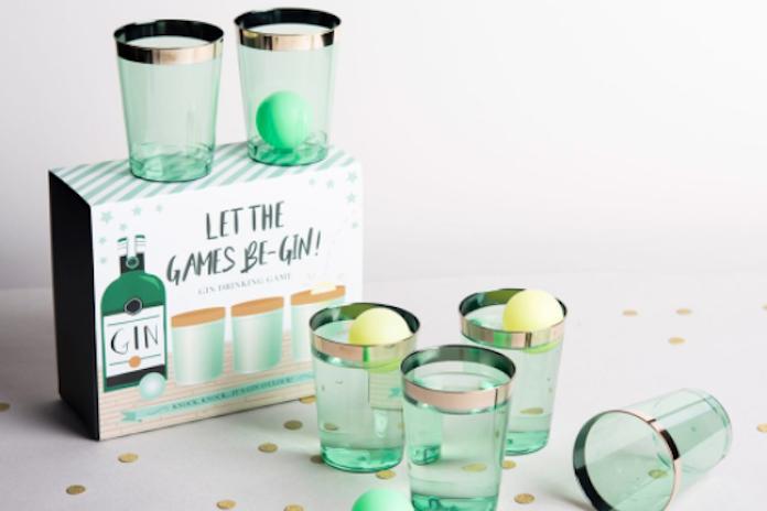 Gin Pong is het nieuwe beerpong