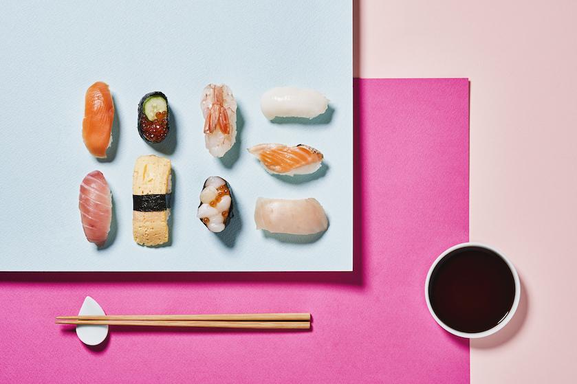 Beste nieuws ooit: het is gebleken dat je van sushi eten langer blijft leven