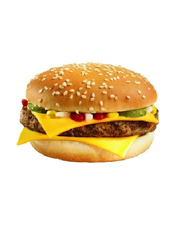 Zo zit dat: heerlijke Hamburgers bij McDonald's