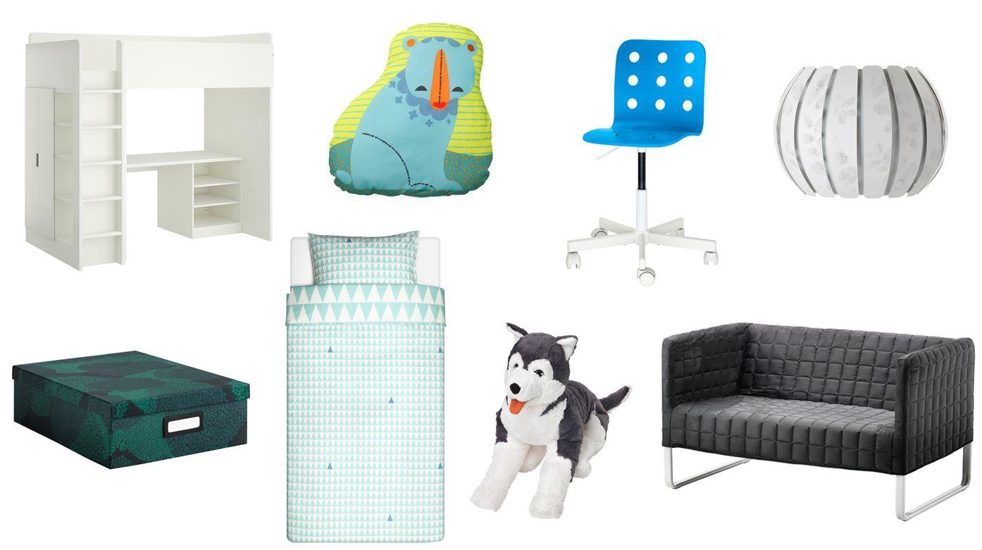 Kinderslaapkamer producten