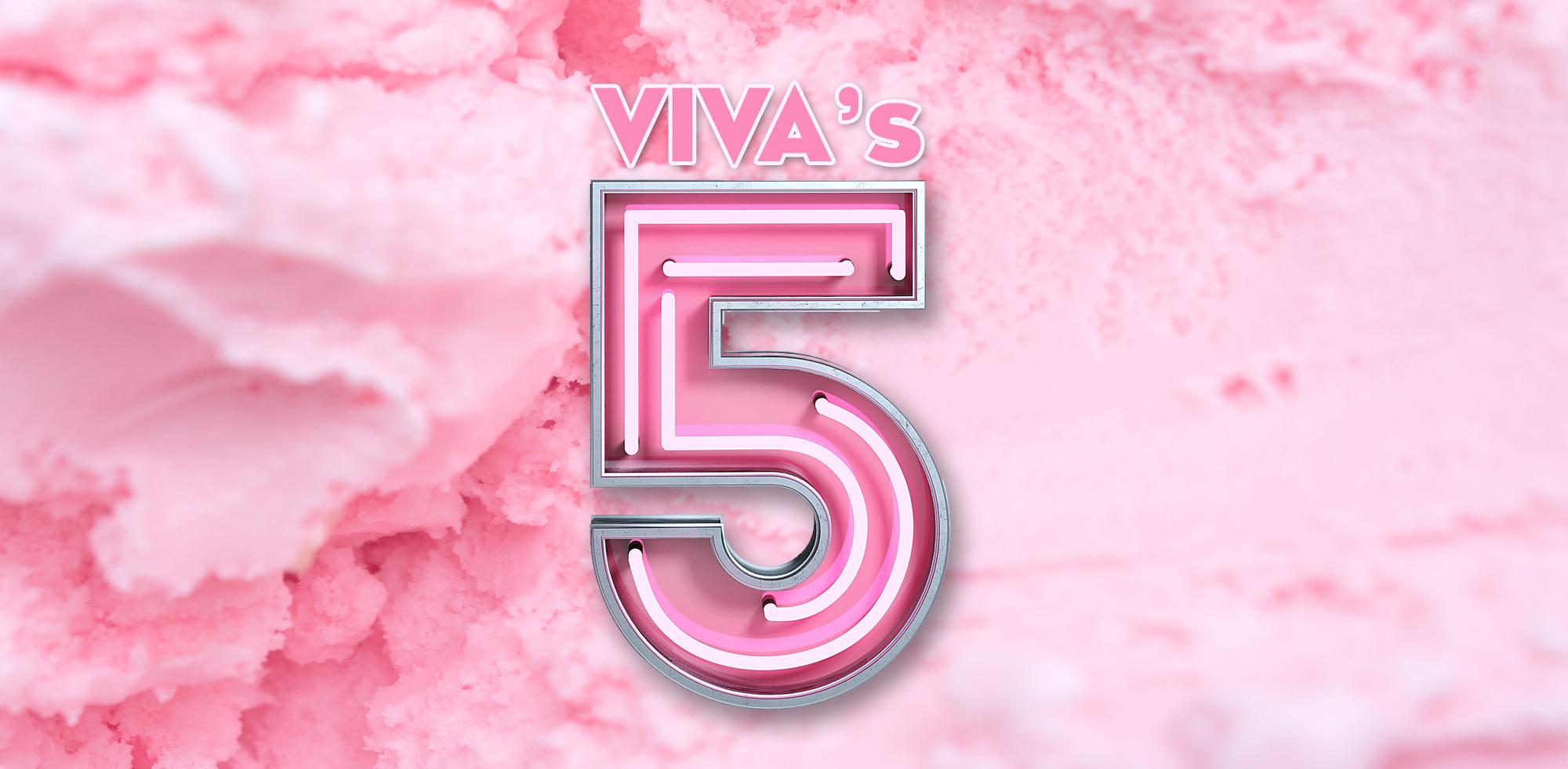 VIVA's Vijf: 5x originele en modieuze mondkapjes