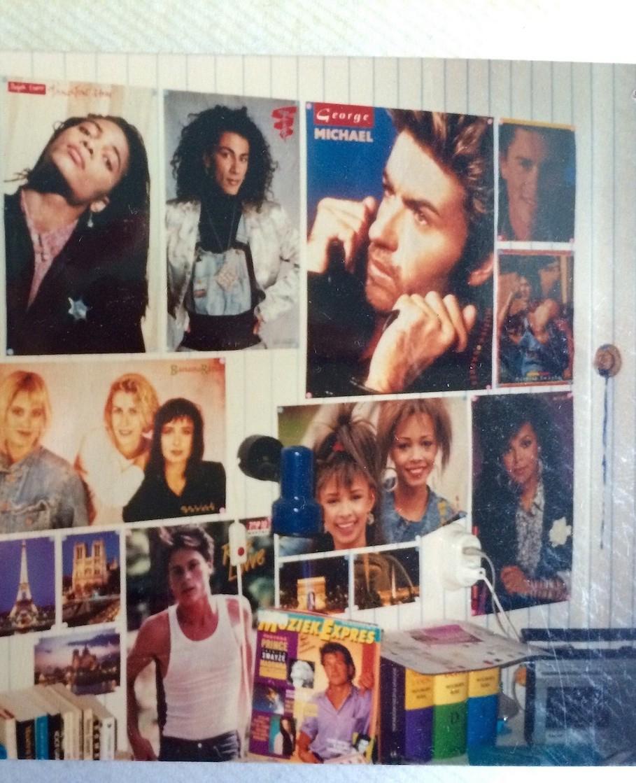 Denise blogt: De jaren 80