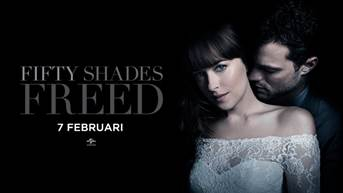 Trommel die vriendinnen op: run op tickets Ladies Night Fifty Shades Freed
