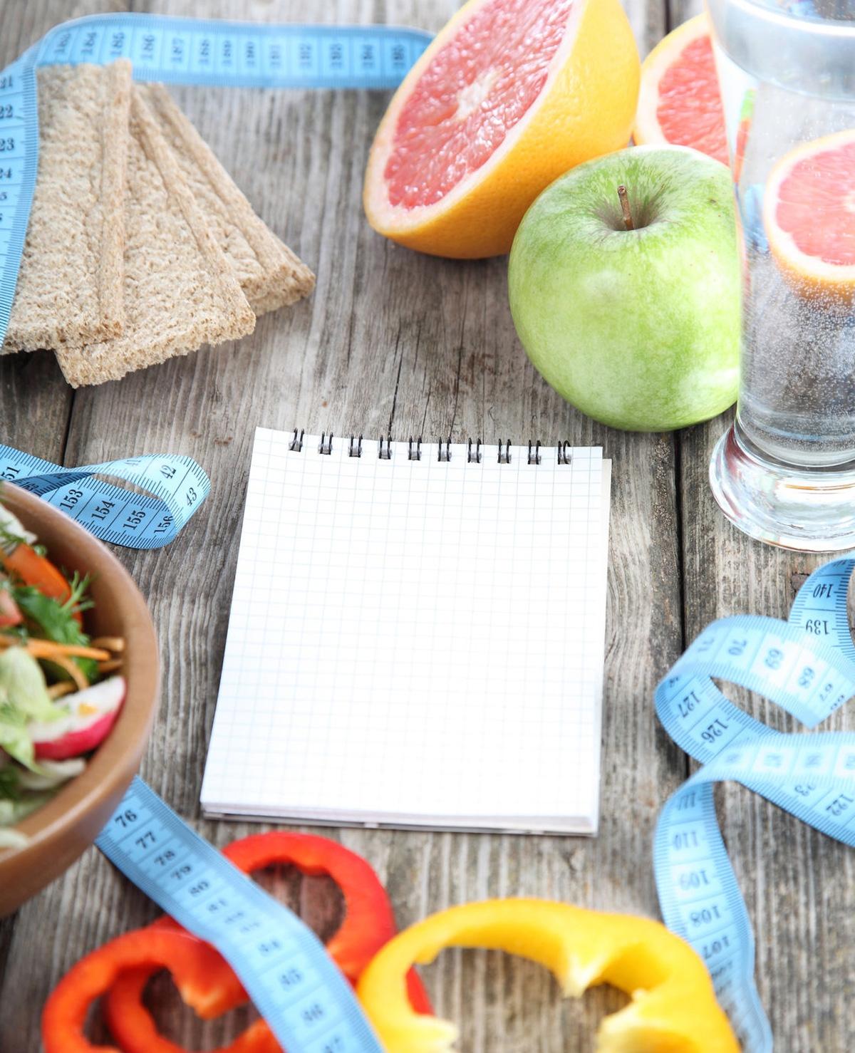 Eibertje geeft tips op het eetdagboek van lezeres Joyce