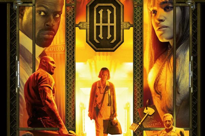 Winnen: 5×2 bioscooptickets voor de film Hotel Artemis