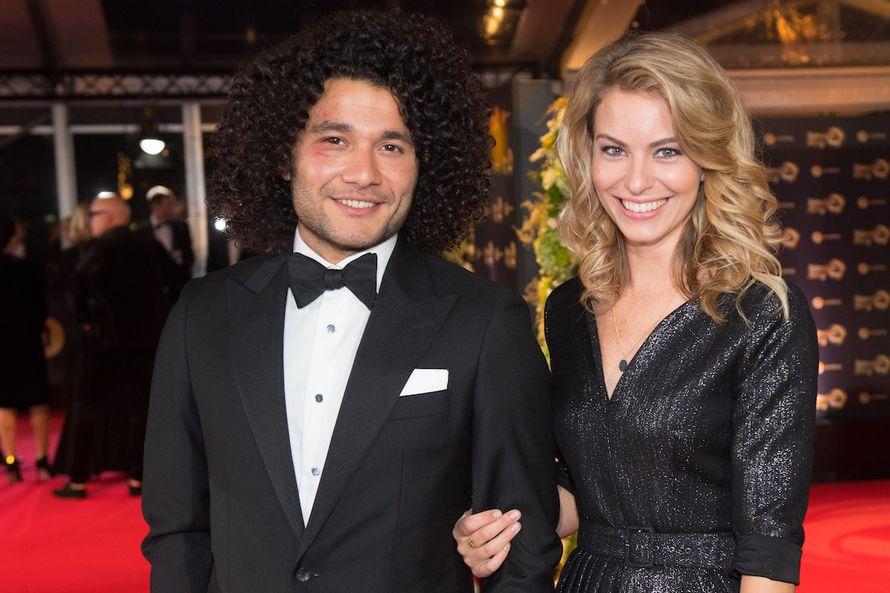 Kersvers GTST-stel 'Sjors en Amir' voor het eerst romantisch op vakantie