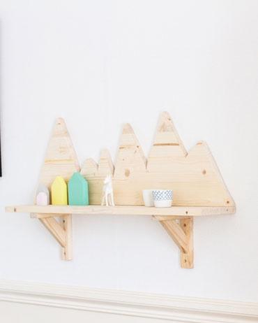 DIY | Boekenplank