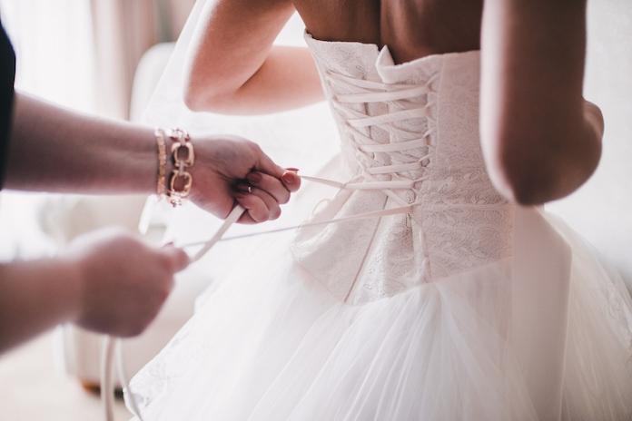 Prachtig: Esprit lanceert de perfecte bruidscollectie