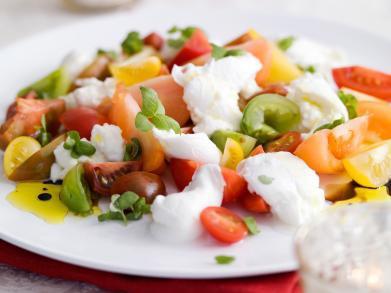 Recept: Een zomerse Caprese salade