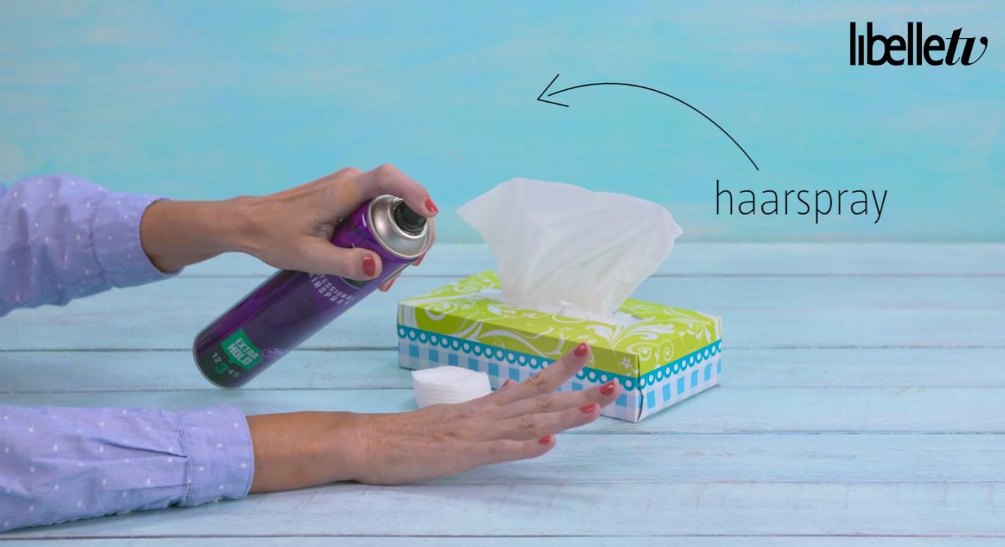 Life hack: Zo maak je zelf nagellakremover