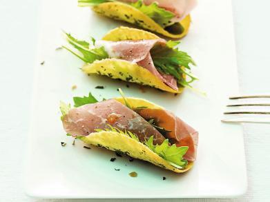Recept: parmezaantaco's