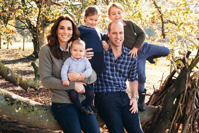 De tijd vliegt: flink gegroeide prins George bijna onherkenbaar op nieuwe foto's