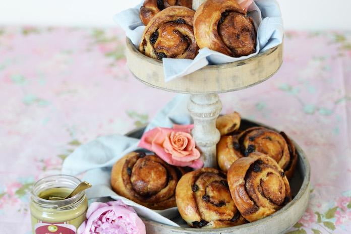 Perfect voor Pasen: overheerlijke kaneelbroodjes om zelf te maken