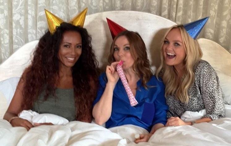 NOOO: Geri Halliwell cancelt Spice Girls-reünie