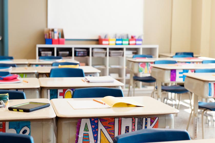 Onbegrip voor niet sluiten scholen wegens coronavirus: 'Ik voel me als leraar een veredelde oppas'