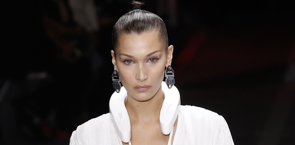 Cosmetisch chirurgen weten het zeker: Bella Hadid heeft een (bijna) perfect gezicht
