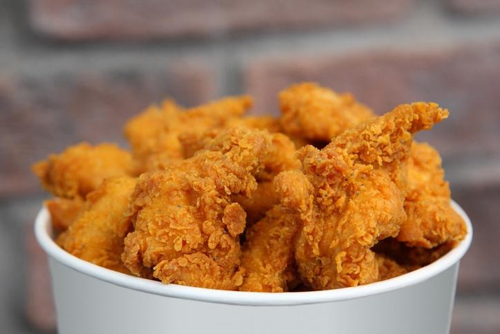 Alleen voor echte fastfood-lovers: er bestaan nu KFC-bathbombs