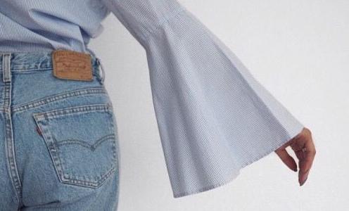 Shoppen: 11 x bijzondere bell sleeve blouses!
