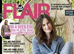 In het blad | Flair 40