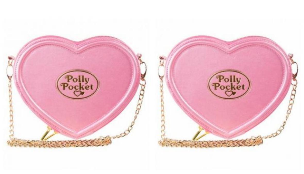 NOSTALGIE: je kan nu een échte Polly Pocket-handtas kopen