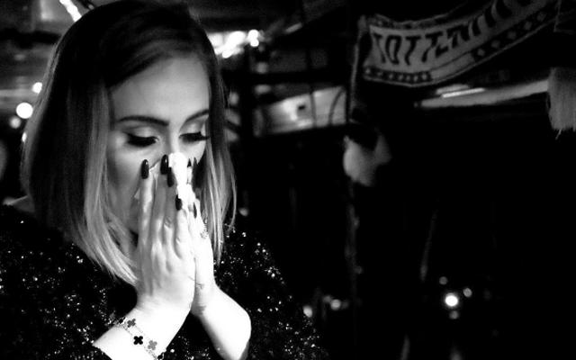 NOOO: Adele treedt de komende 10 jaar niet meer op