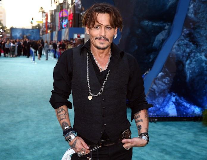 Persoonlijke e-mails Johnny Depp uitgelekt