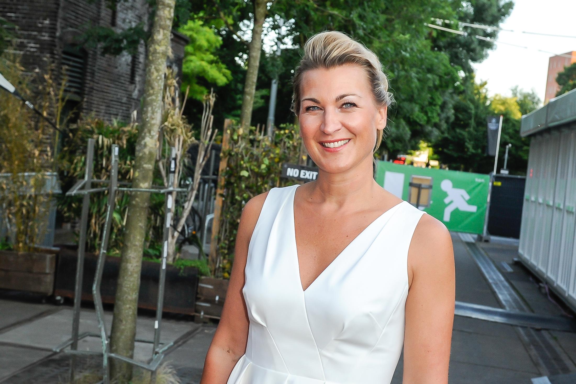 Hoera! Oud-schaatster Barbara de Loor is opnieuw zwanger