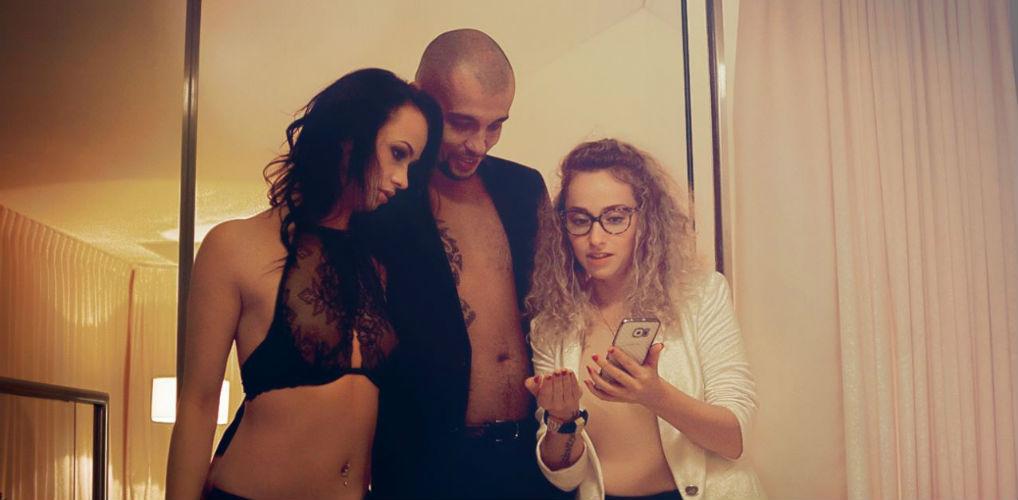 Check hier de eerste beelden van Zimra's pornafilm