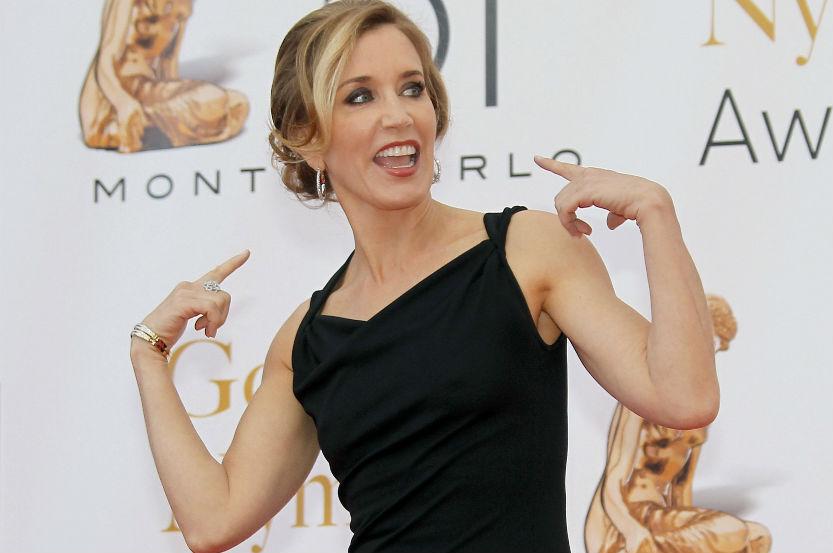 Omkoping zat al in script Desperate Housewives én dochters Lori Loughlin verlaten universiteit