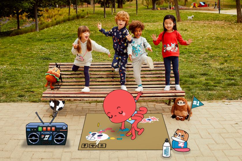 H&M lanceert kleurrijke en 'speelse' nieuwe kids-collectie