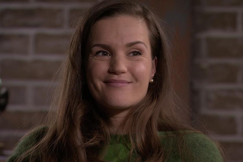 Zwangere Marly van der Velden verklapt: op déze manier verlaat Nina binnenkort 'GTST'