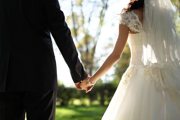 WAUW: dit is volgens Pinterest dé bruidsjurkentrend van het moment