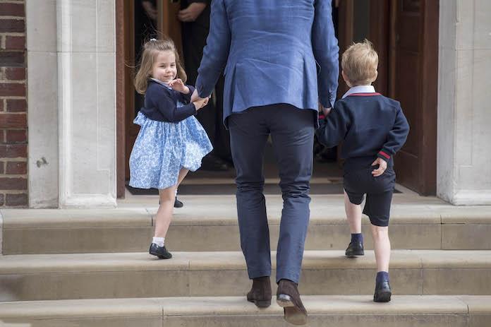 Hiep, hiep, hoera! Prinses Charlotte viert haar derde verjaardag