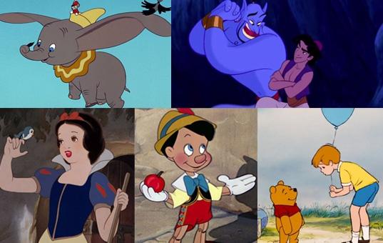 YES! Ook deze Disneyklassiekers worden binnenkort in een nieuw jasje gestoken
