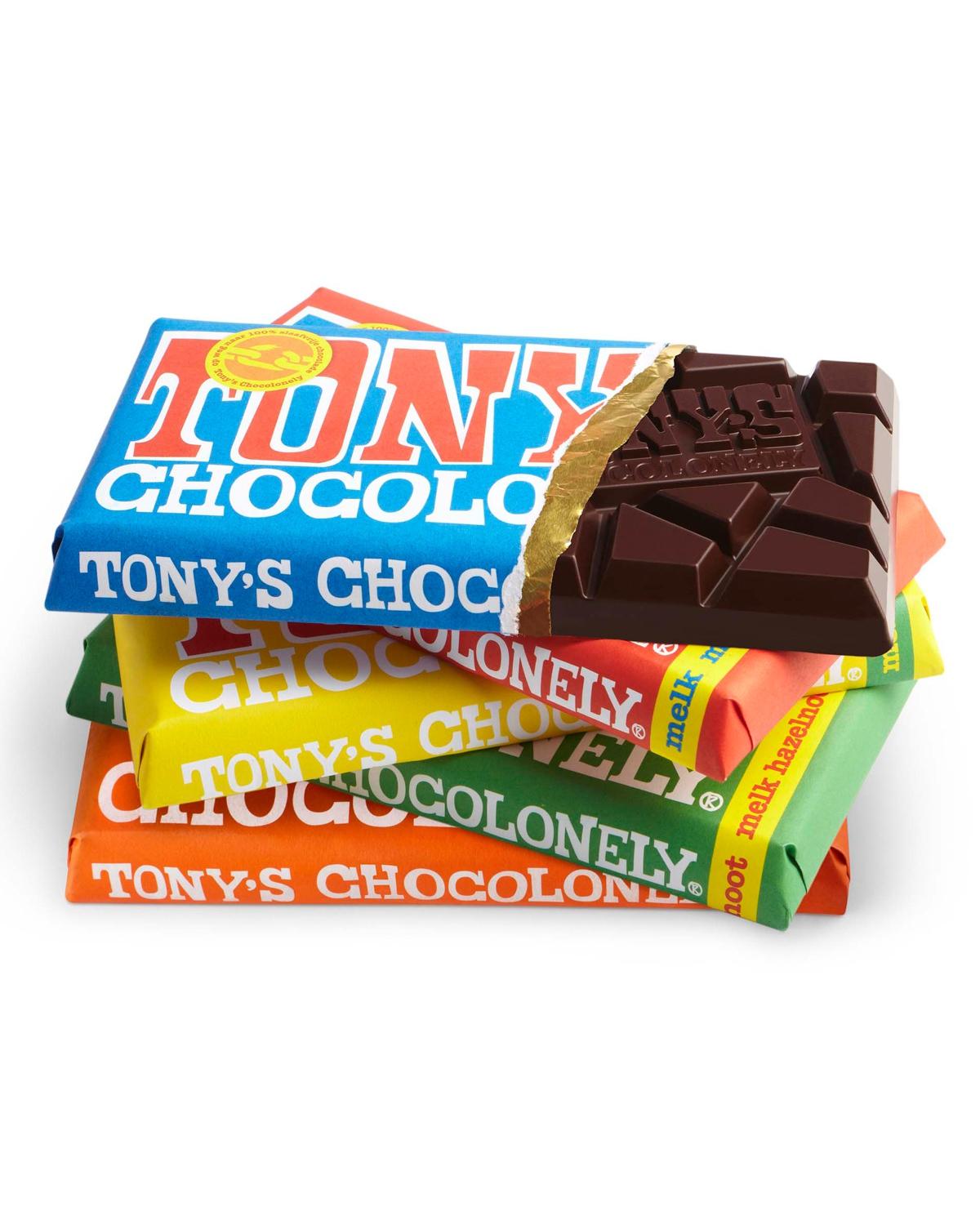 YES: Tony's Chocolonely opent een chocoladepretpark!
