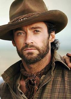 Sexiest man alive ... Hugh Jackman, pictured with Nicole Kidman in a scene from Australia.