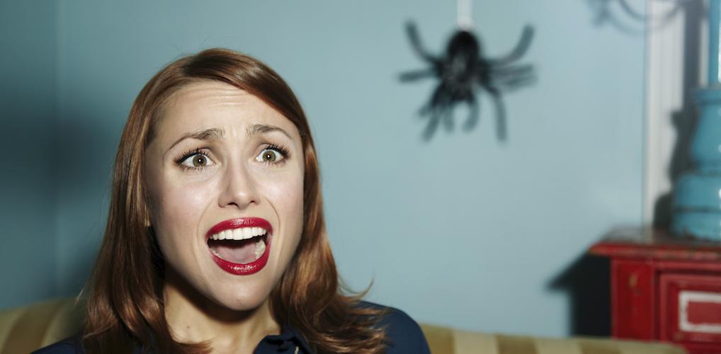 Dit zijn bij vrouwen de 7 meest voorkomende fobieën