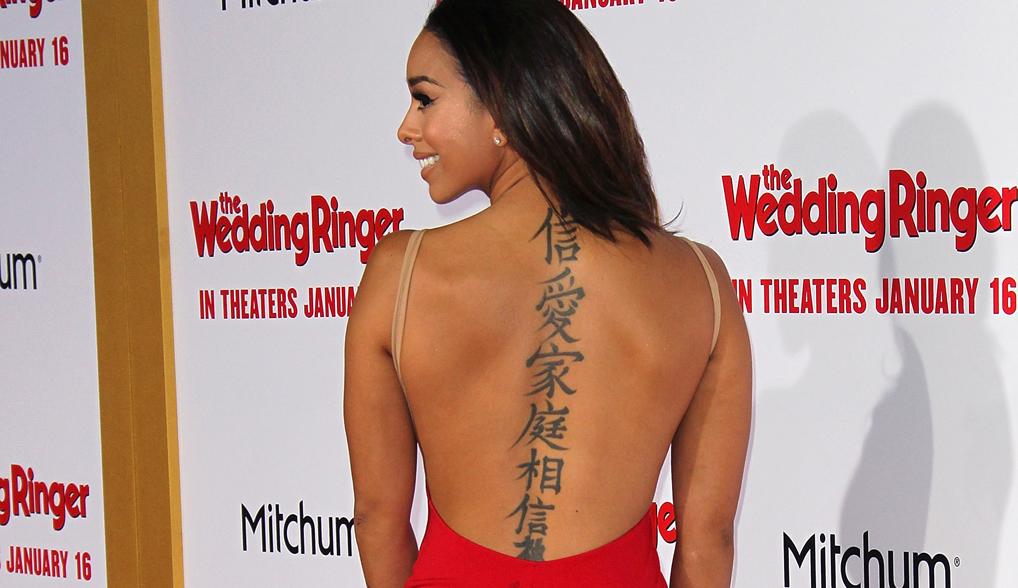 Wat betekent jouw Chinese tattoo eigenlijk?