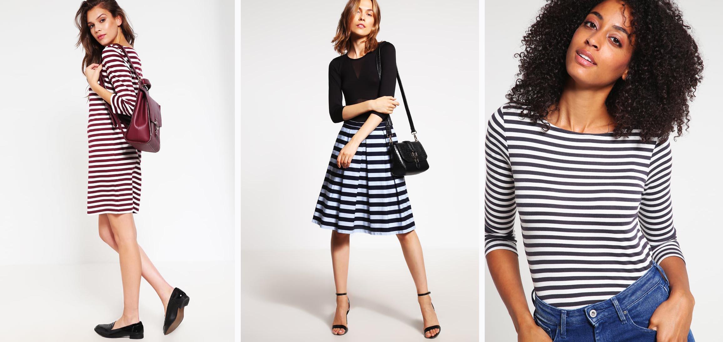 Shoppen: stijlvol de herfst in met deze tijdloze streepjes