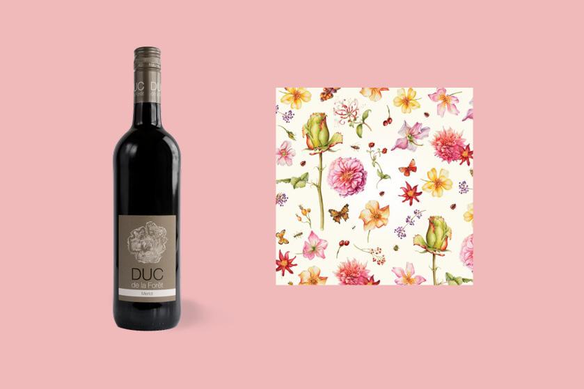 WIN: 6x een heerlijke fles wijn én een leuk kaartje om cadeau te doen