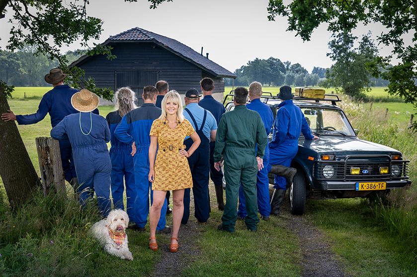 Boeren met billen: dit zijn de kandidaten van Boer zoekt Vrouw