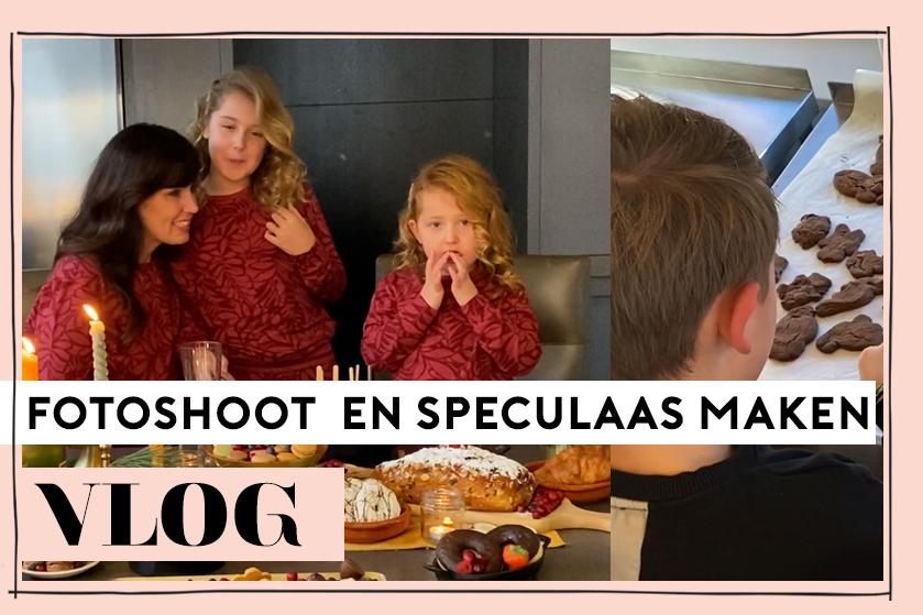 Flair TV: Kirsten Schilder showt haar collectie voor Cyell en maakt speculaas met de kids