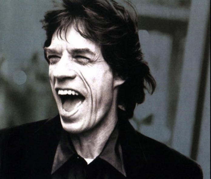 Dit is de bloedmooie moeder van Mick Jagger zijn 8ste kind!