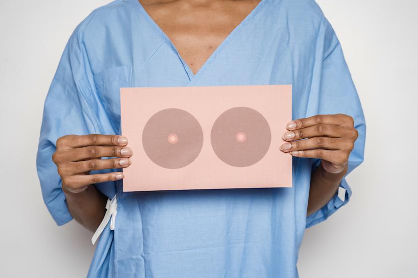 Geen platgedrukte borsten meer: LUMC start met comfortabeler borstonderzoek