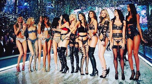 Dít Victoria's Secret-model is opnieuw zwanger!