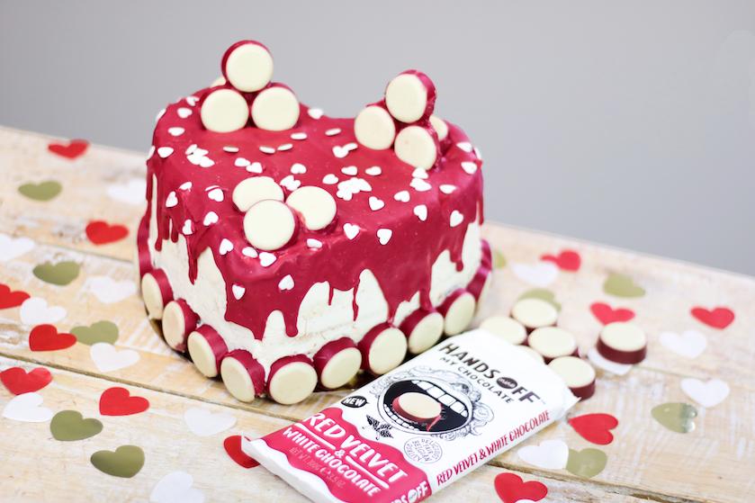 Liefde gaat door de maag: verras jouw valentijn met deze geweldige red velvet taart
